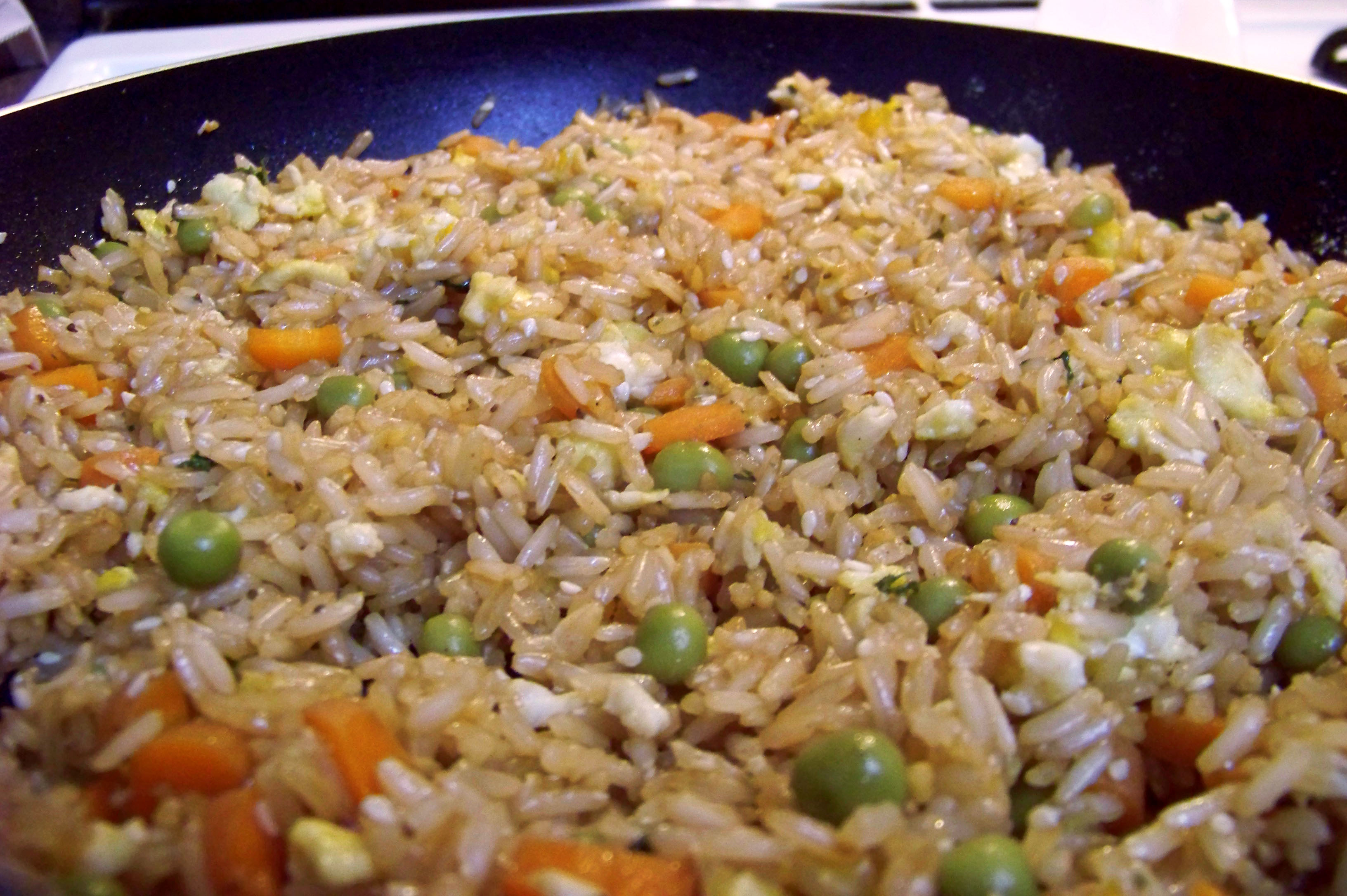 Chicken Fried Rice | Cooking Healthy for Two