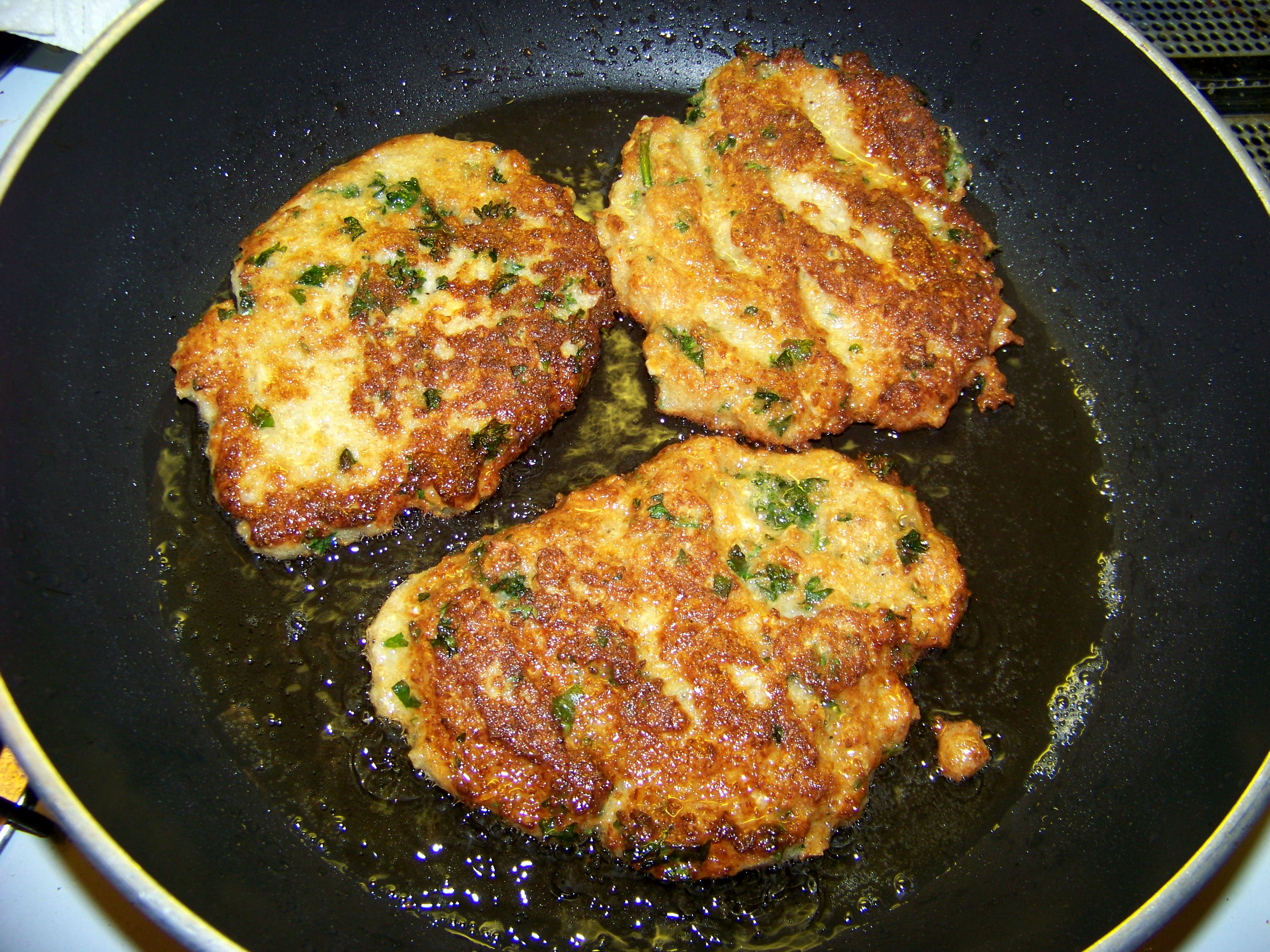Cauliflower Fritters – Healthy For Two