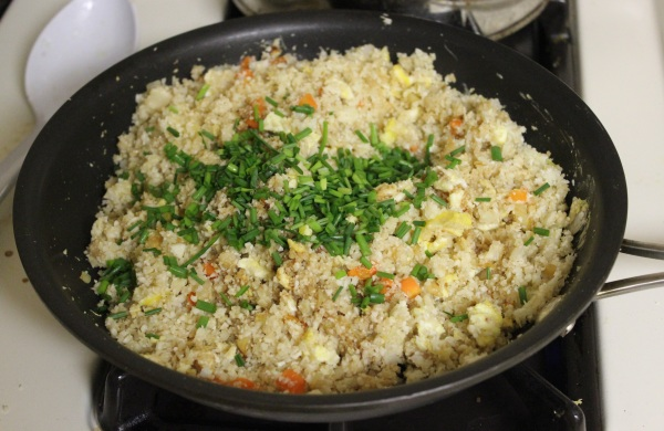 Paleo fried rice