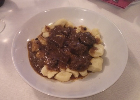 Game Meat Gnocchi