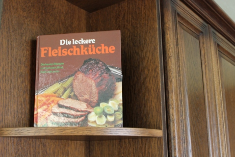 German Cook Book